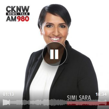 Simi Sara Radio Interview